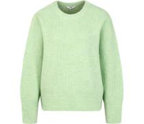 """Pullover """"Gillian"""", Rippstrick, Oversized Fit, überschnittene Schultern,"""