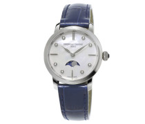 uhr Slimline Ladies Moonphase FC-206MPWD1S6