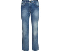 Jeans, Waschung, 5-Pocket,