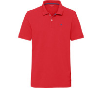 Polo-Shirt basic red M