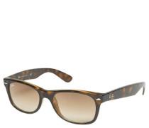 "Sonnenbrille ""RB 2132 New Wayfarer"", havana-, Verlaufsgläser"