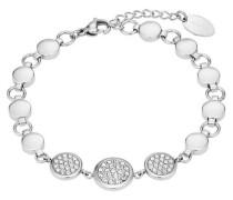 Armband Edelstahl mit Kristallen von Swarovski® 2026174