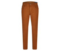 5-Pocket-Jeans, camel, W38/L34