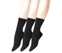 Socken Cotton Touch Baumwolle 3er-Pack 101