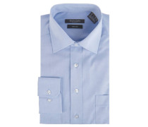 Businesshemd Comfort Fit bügelfrei Baumwolle Kent-Kragen