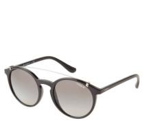 """Sonnenbrille """"VO -S"""" runde Gläser glänzende Optik"""