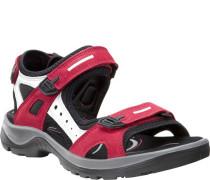 "Sandale ""Offroad"", sportlich, Klettverschluss, gepolstertes Innenfutter,"