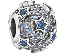 "Charm Elevated Stars Pavé ""798467C01"", 925er ,"