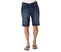 Jeans-Shortsodern Fit, Naht-Details, Waschungen