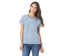 T-Shirt, /weiß, L