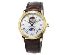 Herrenuhr Classics Heart Beat Moonphase, Automatik, FC-335MC4P5