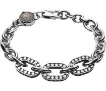 "Armband ""DX1166040"", Edelstahl, /silber"