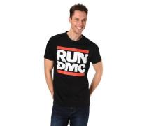 T-Shirt Baumwolle Print Rundhalsausschnitt