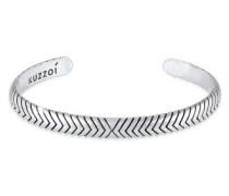 Armband Männer Bangle Oxidiert Verstellbar 5