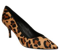 """Pumps """"Andes"""" Leoparden-Print spitz Leder"""