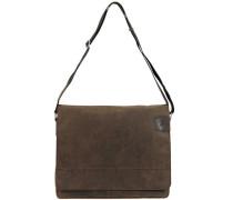 Richmond Messenger Bag dark brown