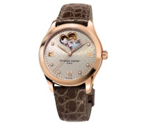 Damenuhr Ladies Automatic Heart Beat FC-310LGDHB3B4