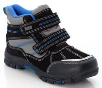 Jungen Stiefel mit neonfarbenen Details /mehrfarbig