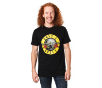 T-Shirt Print Guns N' Roses Baumwolle