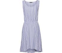 Kleid, gestreift, /weiß, 42
