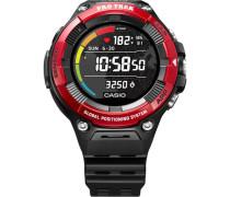 "Smartwatch Pro Trek ""WSD-F21HR-RDBGE"""
