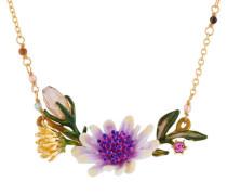 """Kette """"Pink Pistil Flower"""" AISF307/1, vergoldet"""