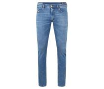 """Jeans """"Thommer"""" Slim Fit Waschungseffekte"""