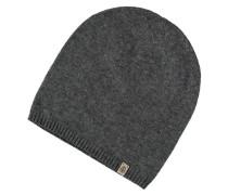 Mütze schmaler Rippbund