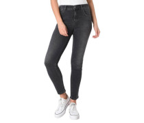 Jeans Skinny Fit Waschung Stretch