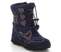 Mädchen Blinke-Stiefel mit Reißverschluss