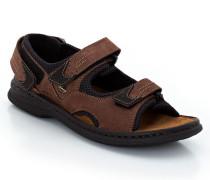 Sandalen /schwarz