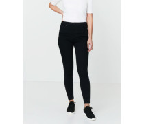 High Waist Skinny ELLA Stay Black