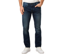 Jeans, 5 Pocket, Waschung,