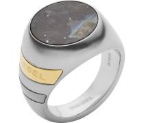 "Ring ""DX1190040"" Edelstahl"
