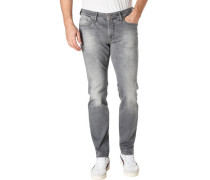 Jeans, 5-Pocket, Stretch, Waschung,