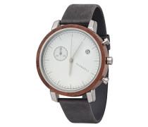 "Armbanduhr ""Franz Walnuss"" Chronograph"