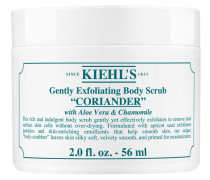 Gently Exfoliating Body Scrub Coriander