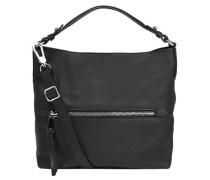 """Handtasche """"Adria"""", Rindsleder, unifarben, Reißverschlussfach"""