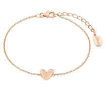 """Armband """"Herz"""" 5 Sterling Silber rosévergoldet 19872"""