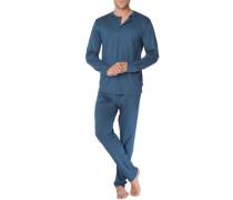 Pyjama mit Knopfleiste Julian
