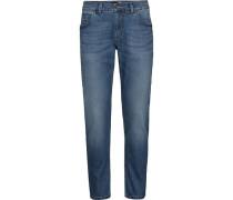 5-Pocket Jeans, stone, W38/L30