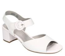 """Sandaletten """"Faro""""eder, Zier-Schnalle"""