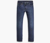Jeans 501®traight Fit, 00501-2698, gerade Passform, 5-Pocket, Knopfleiste, für Herren, W33/L36