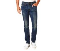 "Jeans ""Thommer"" Slim-Skinny Baumwoll-Stretch"