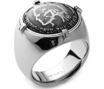 """Ring """"Biker Griffes"""", Edelstahl"""