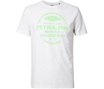 T-Shirt Rundhals off-