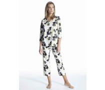 7/8-Pyjama Cosy Cotton Style