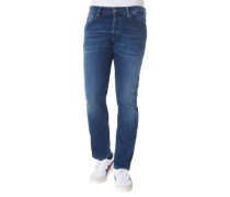 "Jeans ""Ralston"" Slim Fit Waschung"