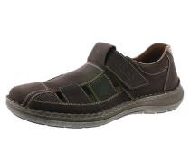 Sandale mit Klett