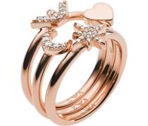"""Ring Set """"EG3392221"""", 925er Silber, 51"""